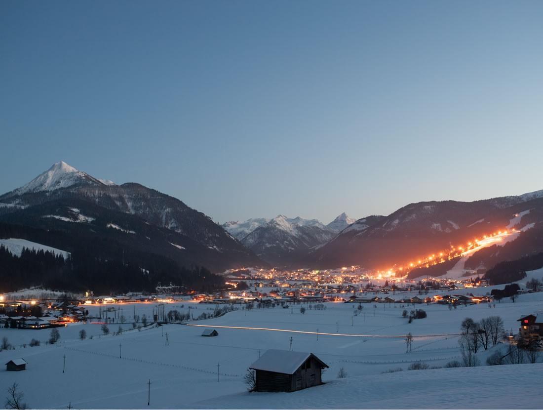 Urlaub im Salzburger Land, Ferienwohnungen Sonnseiten